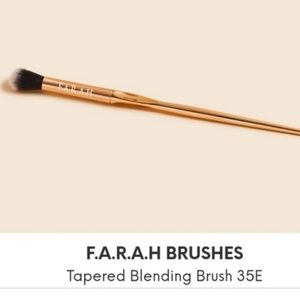 New! F.A.R.A.H. Tapered Blending Brush # 35E